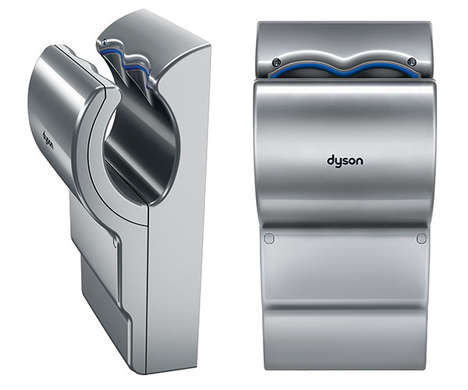 Silenced Hand Dryers