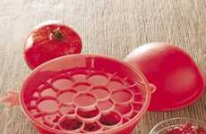 Pomegranate Seed Slicers - This Pomegranate Slicer Takes Out the Messy Aspects