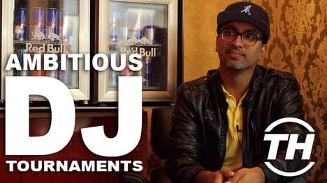 Ambitious DJ Tournaments