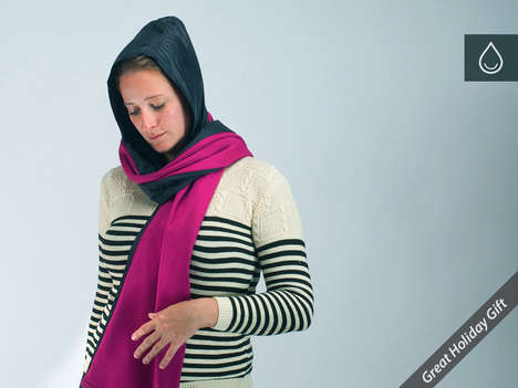 Head-Protecting Neck Warmers