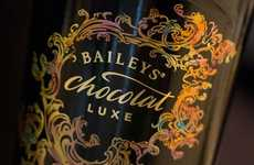 Luxe Chocolate Whiskey - The Baileys Chocolat Luxe Combines Belgian Chocolate with Whiskey