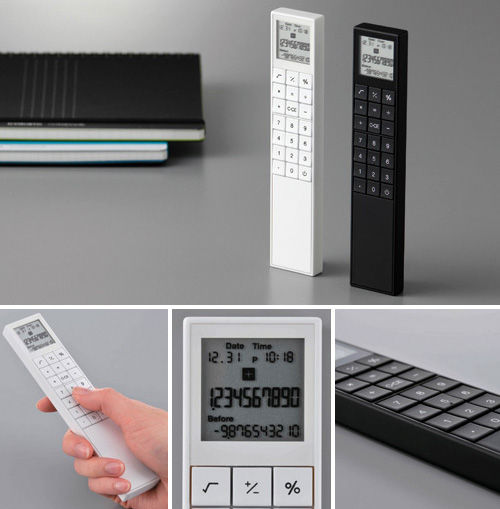 25 Contemporary Calculators