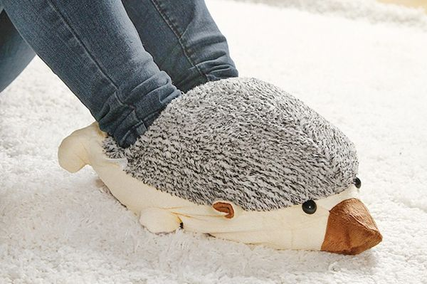 99 Bizarre Foot Warmers