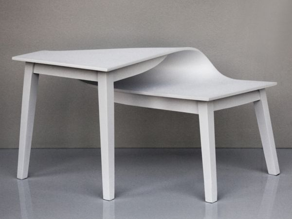 100 Intentionally Distorted Furniture Pieces