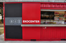 Water Purifying Kiosks - Coca-Cola's EKOCENTER Aims to Improve Quality of Life in Developing Nations
