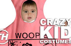Crazy Kid Costumes - Jaime Neely Suggests Some Freaky Halloween Outfits for Your Baby
