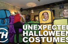Unexpected Halloween Costumes