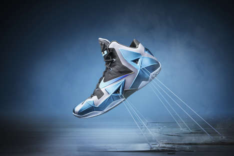 Gamma Ray Basketball Sneakers
