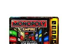 Brand Acquisition Board Games (UPDATE) - The Monopoly Empire Game Teaches Corporate Takeovers