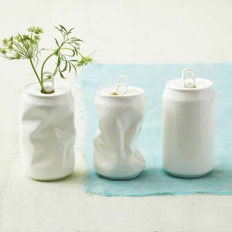 Pop Can Plant Holders