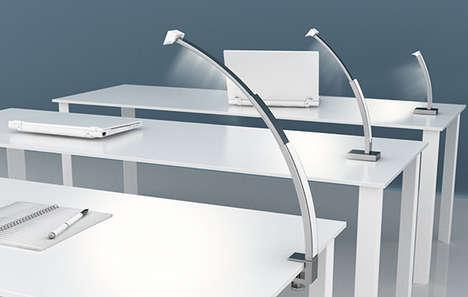 Sleek Arching Illuminators