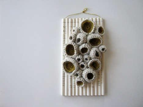 Organic Needlepoint Masterpieces