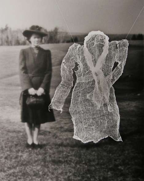 Ghost-Like Heirloom Photography