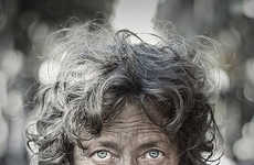Candid Street Dweller Photography - The Homeless of L.A. Image Series by Michael Pharaoh is Raw