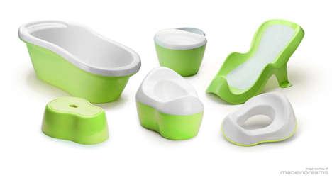 Compact Bathtime Kits