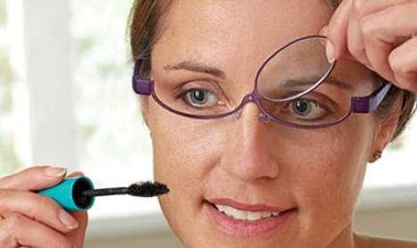 Mascara-Friendly Frames