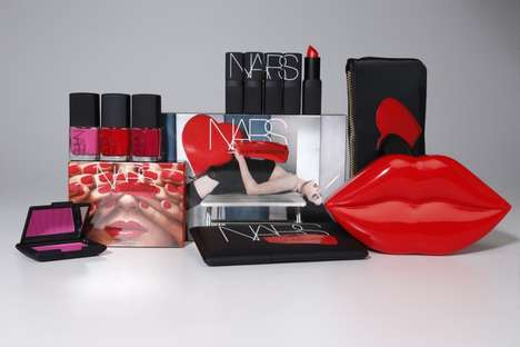 Photographer-Inspired Makeup  - NARS Reveals a New Collection Celebrating Guy Bourdin