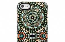 Chic Kaledescopic Phone Cases