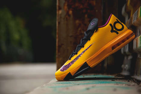 The Nike KD 6 'Peanut Butter & Jelly' Is Nothing Short of Delicious