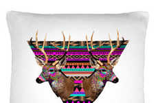 Psychedelic Animal Pillows