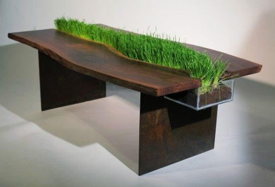 29 Grassy Furniture Designs