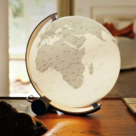 Wanderlust Globe Lighting