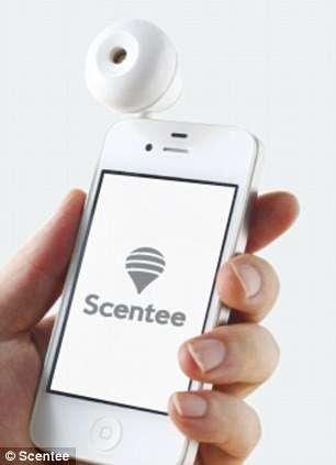 Scent-Sending Apps