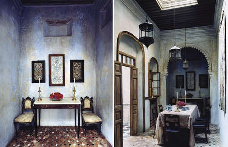 Captivatingly Intimate Interior Photography