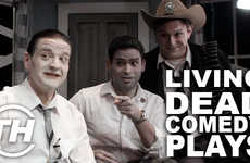 Living Dead Comedy Plays