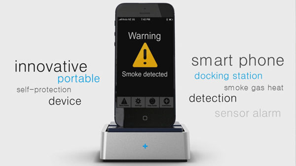 15 Lifesaving Smoke Detector Designs