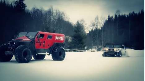 Mammoth Aid Vehicles