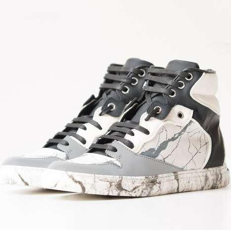 Stone-Inspired Designer Kicks