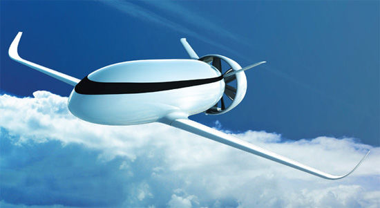 61 Futuristic Aircraft Designs