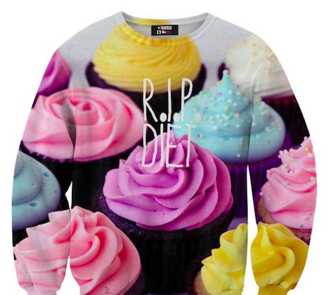 61 Confectionary Fashion Designs
