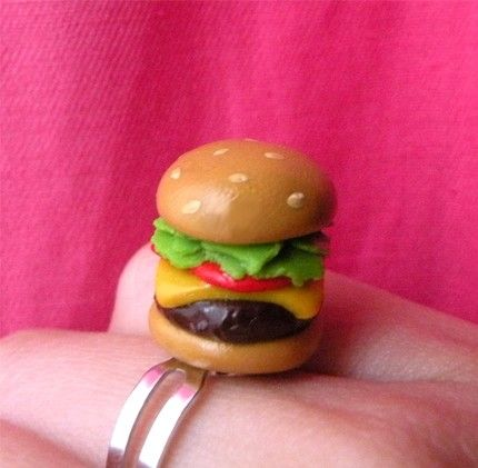 34 Fast Food Jewelry Pieces