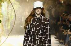 Upscale Safari Collections - Inspired by Africa, Moncler Gamme Rouge Uses Safari-Inspired Fashion