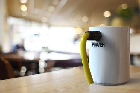 Electrified Espresso Cups