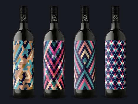 Pattern-Labeled Liquor
