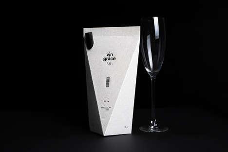 Origami Beverage Branding