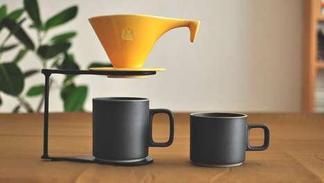 Teacup Coffee Funnels
