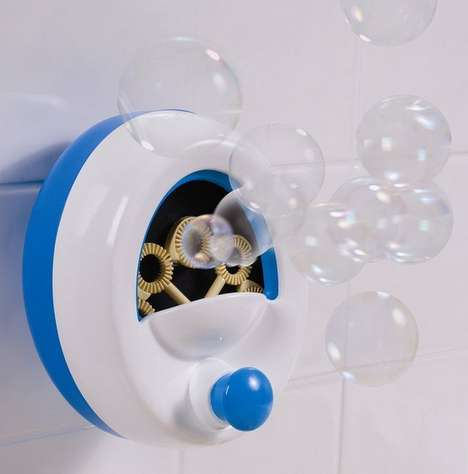 Automatic Bath Bubble Makers - You and Your Baby Will Have a Blast During Your Next Bubble Bath