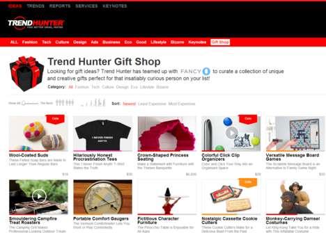 Crowdsourced Virtual Shops