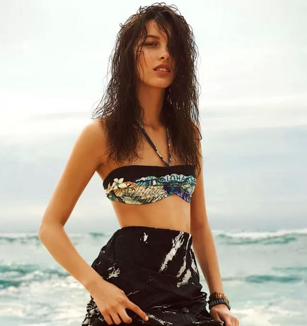 100 Bodacious Beach Babe Editorials