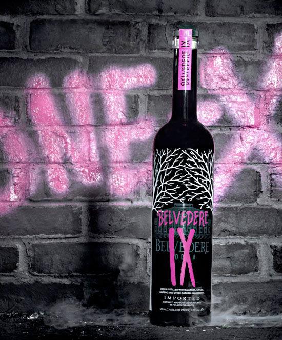 43 Artistic Vodka Bottles