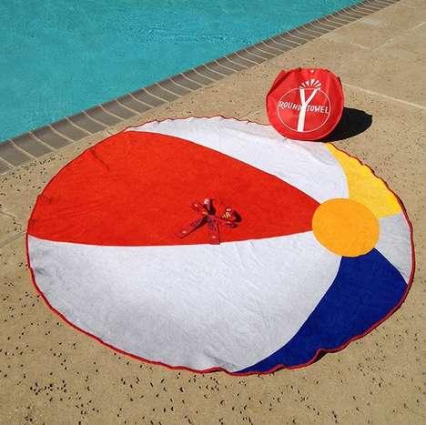 Pool Prop Beach Towels