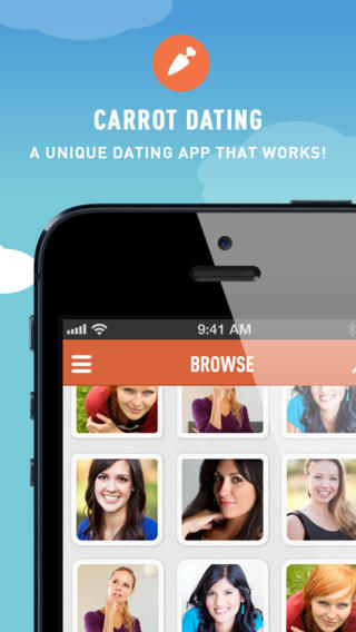 carrot dating itunes