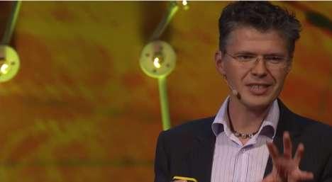 Charles Robertson Keynote Speaker
