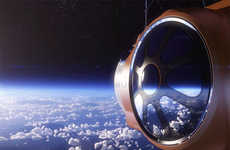 18-Mile Observation Decks - World View is Set to Offer Lengthy Tours into the Earth's Stratosphere