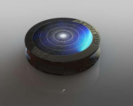 Solar-Powered GPS Trackers