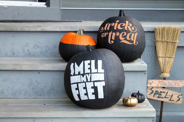 10 Pumpkin Carving Alternatives